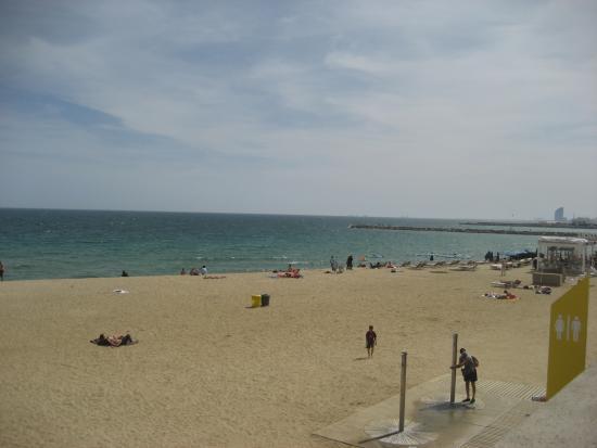 Nova Mar Bella beach - Bild von Nova Mar Bella Beach, Barcelona - TripAdvisor