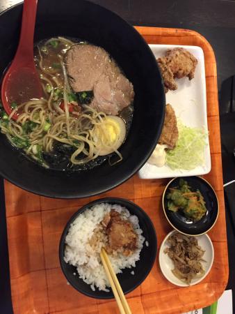 MN Lamen Restaurante: Delicia de prato