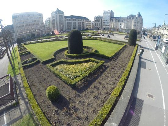 Place des Martyrs : Plaza de los martires