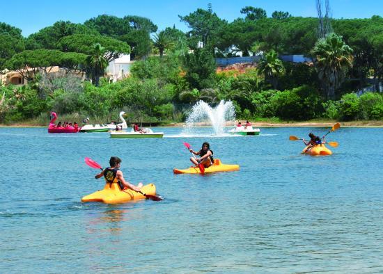 Quinta do Lago, Portugal: Kayak
