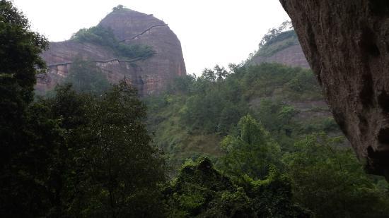 Wanfo Mountain of Huaihua: Typical view