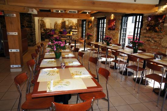 Salle cartier pour v nements priv s picture of jardin for Jardin nelson montreal menu