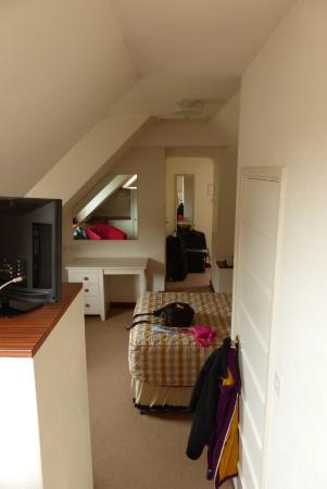 Undercliff Guest House: Familienzimmer 2. Ansicht