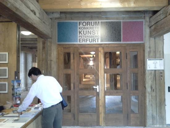Forum Konkrete Kunst Erfurt