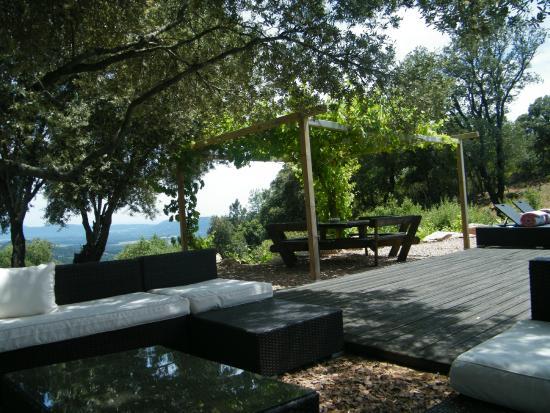 Les jardins de mathieu prices b b reviews porto vecchio france tripadvisor - Les jardins du golfe porto vecchio ...