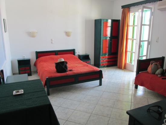 Villa Harmony : Our room