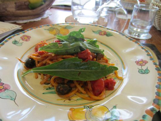 Mamma Agata - Cooking Class : one of our pasta dishes