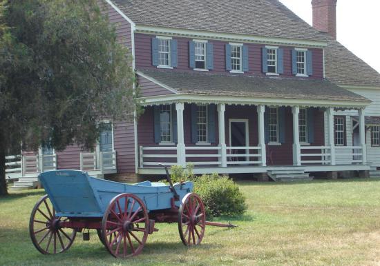 Fort Defiance, Lenoir, NC: Historic Fort Defiance home of Gen. William Lenoir ca. 1792