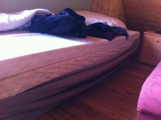 Matratzenstapel  Matratzen-Stapel-Bett - Bild von Lehmhof-Lindig, Kahla - TripAdvisor