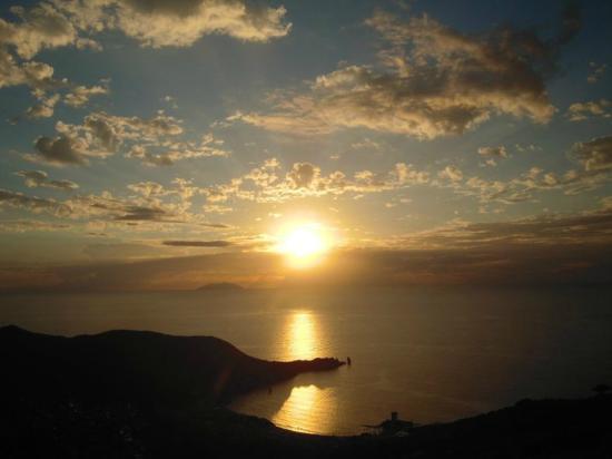 Arancio il colore del sole - Foto di Bagno Giglio Blu, Isola Del ...