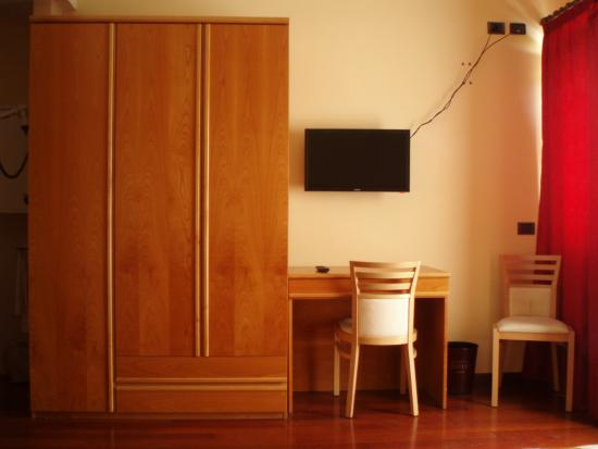 Hotel Giotto: TV