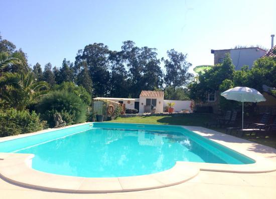 zwembad Quinta da vida serena