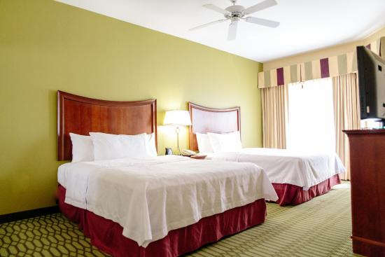 Homewood Suites by Hilton College Station: Two-Queen Suite