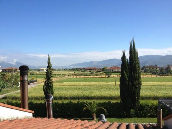 Hotel La Marchesina: Bellissima vista dalla camera!