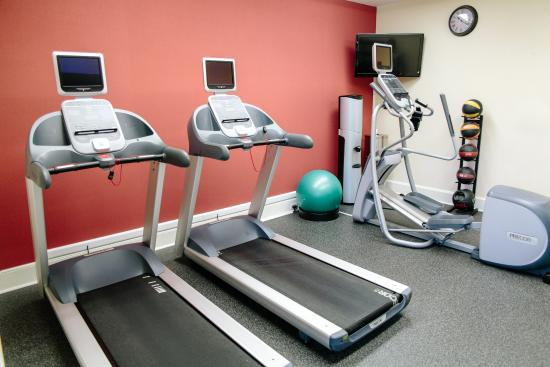 Homewood Suites by Hilton College Station: Precor Fitness Center