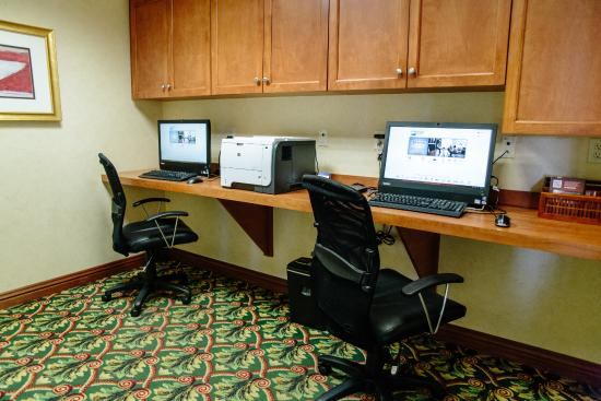 Homewood Suites by Hilton College Station: 24 Hour Executive Center