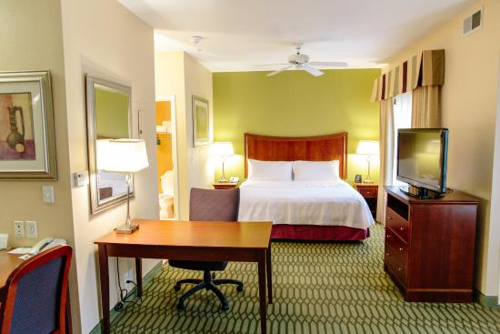 Homewood Suites by Hilton College Station: King Studio Suite