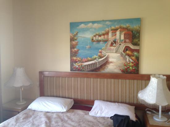 Hotel Casa de Maria: Comfy bed