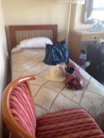Hotel Casa de Maria: Bed no 2