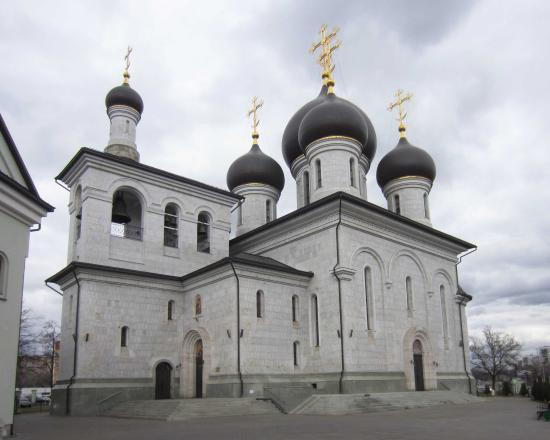 Temple of St. Sergius of Radonezh