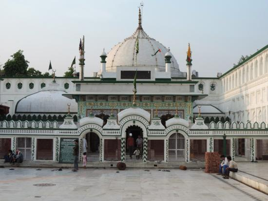 Panipat, India: Bu-Ali Shah Kalandar dargah