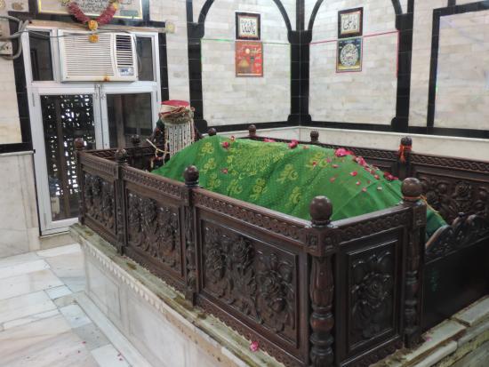 Panipat, Indien: Mazar of Bu-ali shah kalandar