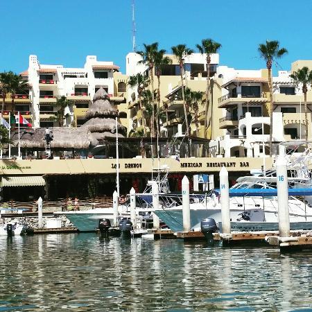 Marina Fiesta Resort & Spa: View from room 320