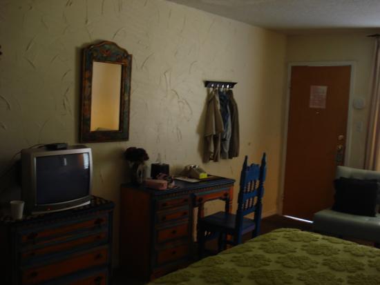 Austin Motel: 2nd floor room