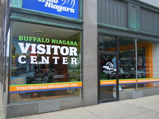 Buffalo Niagara Visitor Center