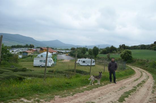 Green Oak Campsite