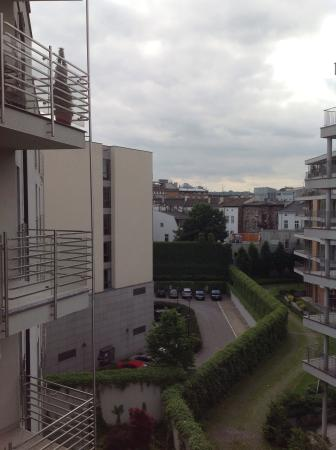 Amstra Luxury Apartments - Wawel Krakow: View from balcony