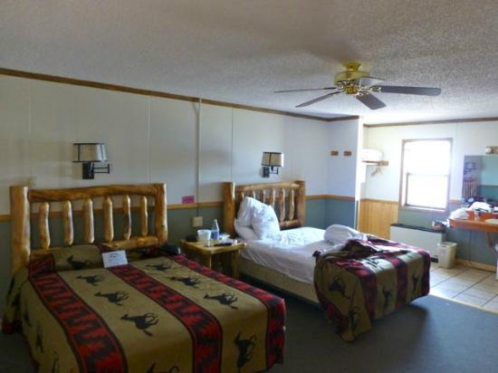 Healing Waters Resort & Spa: Nice furniture, spacious room