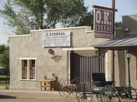 ‪‪Tombstone‬, ‪Arizona‬: O.K. Corral‬