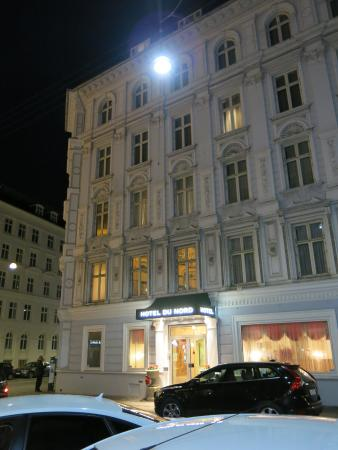 Hotel Du Nord Copenhagen: Вид на отель
