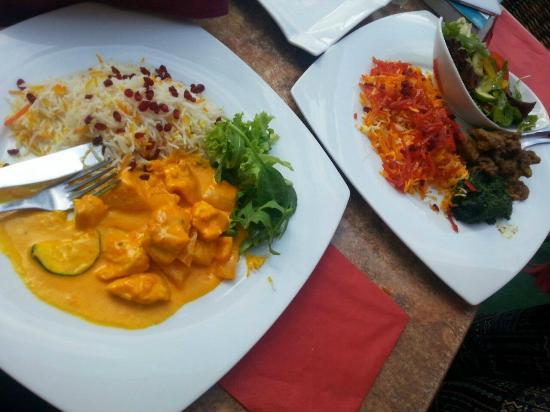 Cafe Restaurant Laila Potsdam