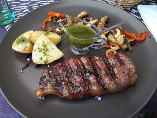 Dea Restaurante: Sehr leckeres Fleisch, auch die Nachspeisen und die anderen Gerichte waren fantastisch!