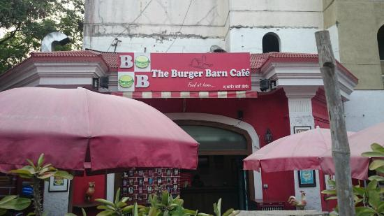 The Burger Barn Cafe