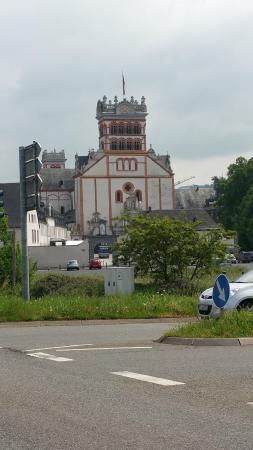 St. Mathias Church: Gereja Santo Matias Trier, Jerman