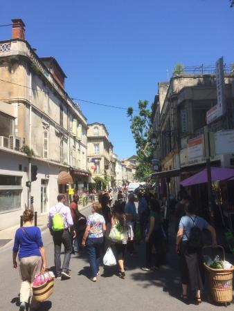 Le Marche d'Arles: Great market. Especially the food section. Excellent French cuisine!!!