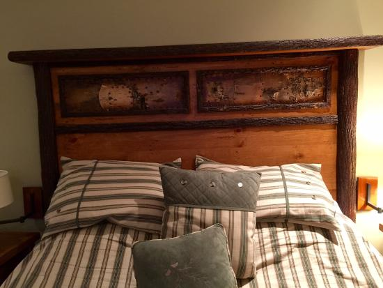 Fitzhugh House : Comfy bed