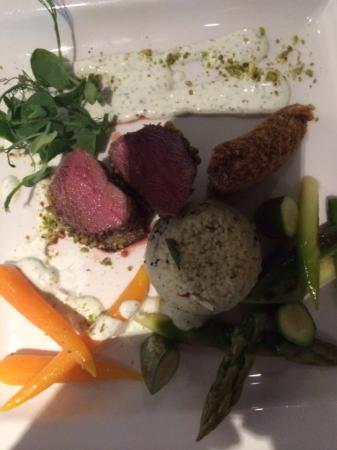 Amy's Restaurant: Lamb.