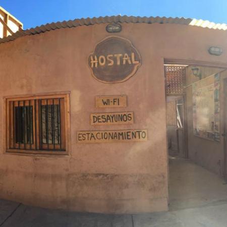 Hostal El Rincon San Pedrino: hostal