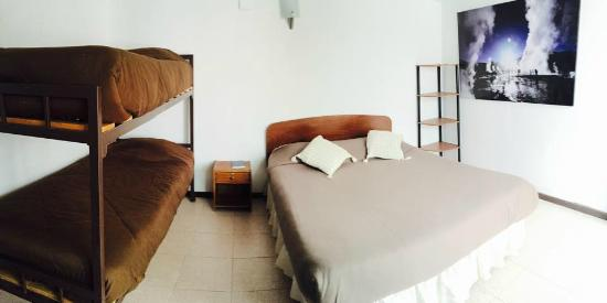 Hostal El Rincon San Pedrino: habitaciones