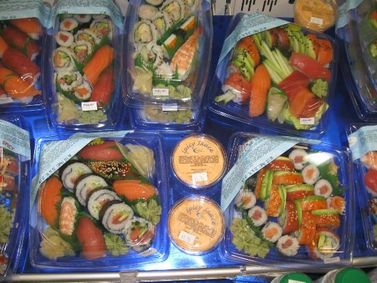 Over 44 Varieties To Choose From Picture Of Sushi At
