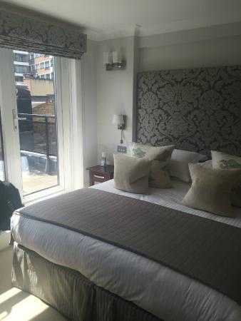Beaufort House : bedroom