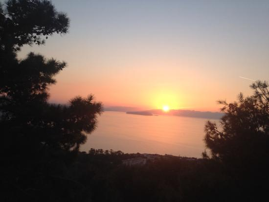 Acrotiri, Grecia: Sunset to remember