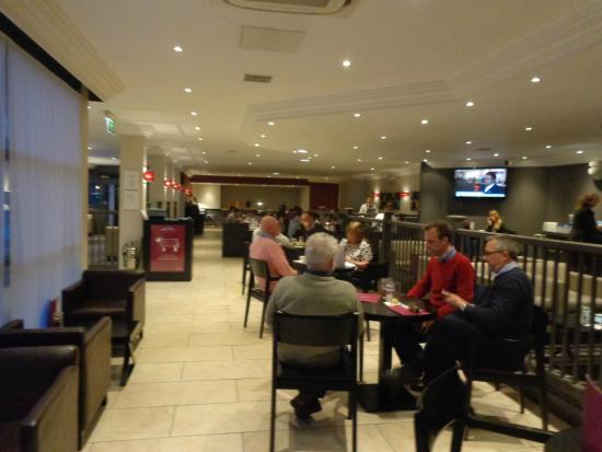 Crowne Plaza Hotel And Parking Manchester Airport