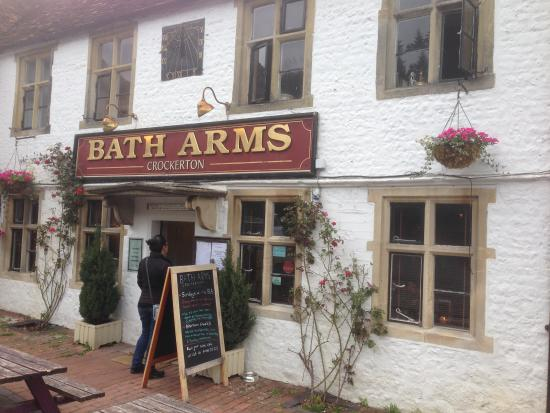 The Bath Arms: Ingang