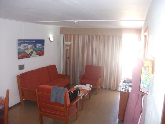 Rio Piedras Apartments: Photos of rooms / room terrace & view / pool / pool panoramic view / pool bar etc...