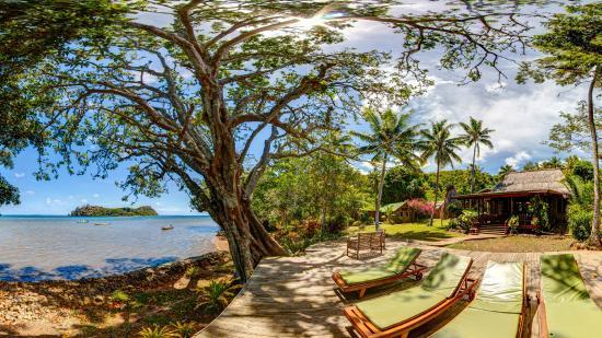 มาทาวา อีโค แอดเว็นเจอร์ รีสอร์ท: Matava Resort Oceandeck